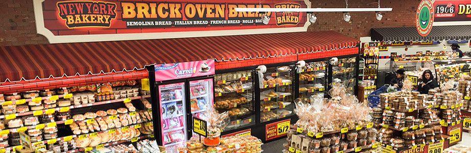 fabrica de pan supermercado